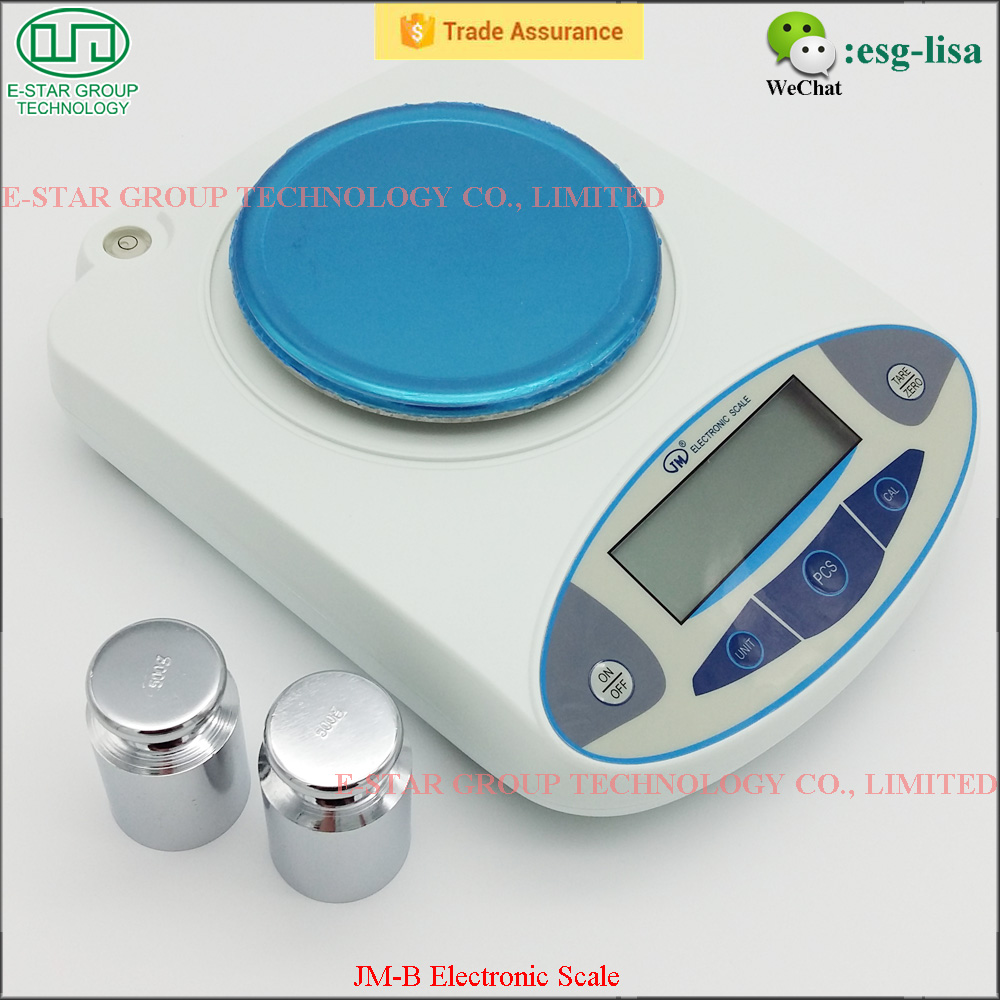 JM Series 0.0001g Digital Scale Electronic Precision Balance Laboratory Analytical Balance