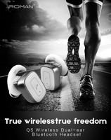 NEWEST Factory Direct Wholesale True Wireless Running Headphones Bluetooth Earphone Manufacturer--RBQ5