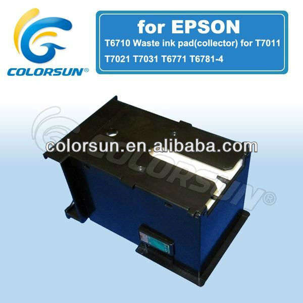 waste ink tank for Epson T7021-T7024 with ARC chips