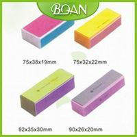 BQAN Professional Magic 4 Way Nail Buffer