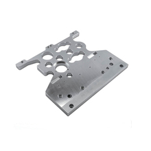 Sheet metal aluminum processing acrylic laser cutting