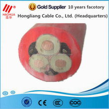 Flexible Rubber jacketed Multicore Coal Mining Cables
