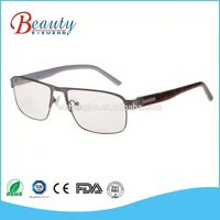 2016 diamond fashion metal eyeglasses optical frame