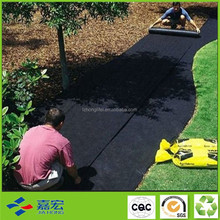 Biodegradable compostable weed control fabric, pp spunbonded nonwoven fabric
