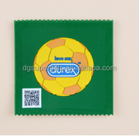 Durex square coaster China factory supply rubber soft pvc coasters for promotional gift