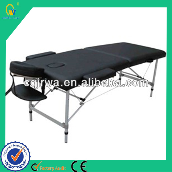 New Cheap Aluminium Folded Medical Therapeutic Portable Bali Massage Bed for Furniture