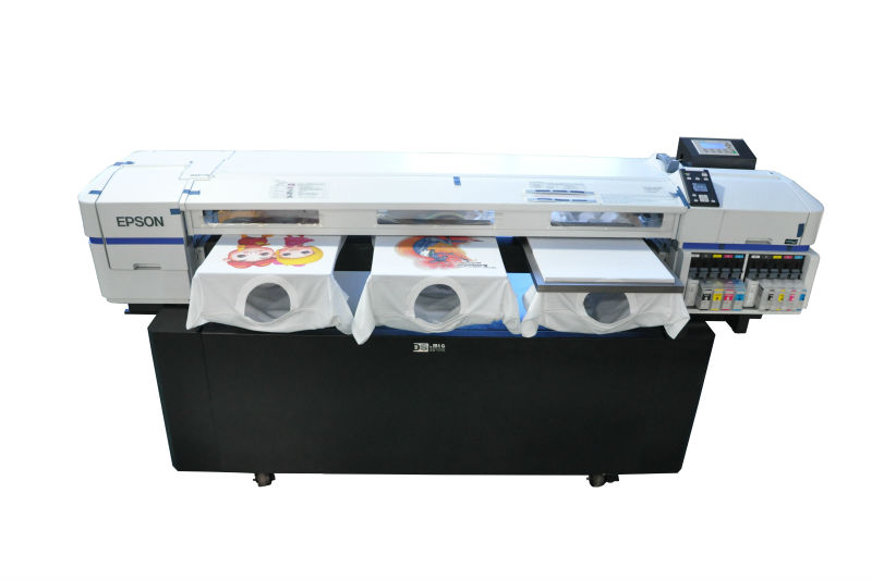 Texitle Printing Machine Eds 3 50 Direct T Shirt Printer