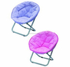 Yongkang Sunshine steel and polyester fabric adult and kids folding chairs folding moon chairs