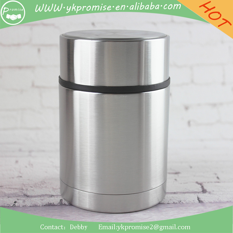Double Wall Stainless Steel Insulated Food Warmer Lunch Box/ Bento Food Container