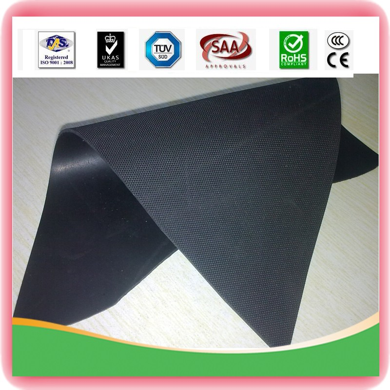 Great Wall Iow Price China Factory Rubber Industrial Fabric Impression Mat