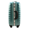 Carry-On ABS Cover Travel Luggage Bag With Telescopic Hand