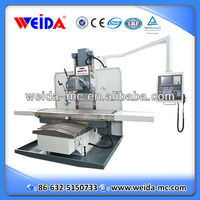 3 axis bed type cnc milling machine XKW715