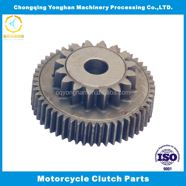 JY110 Competitive Price motorcycle drive shaft gear for motorcycle parts