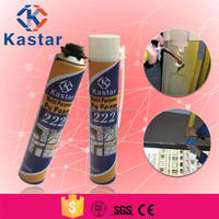 750ml non-flammable pu spray foam