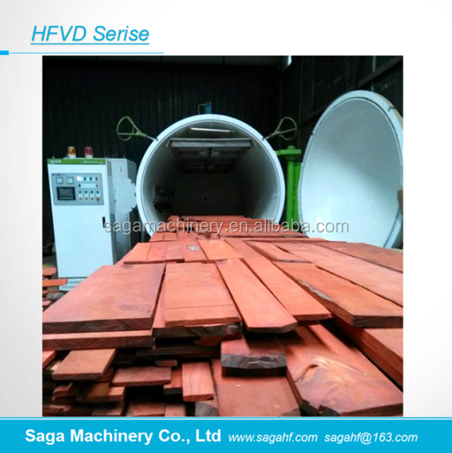 Timber Drying Kiln/Wood Kiln Dryer Sale/Lumber Kiln for Furniture HFVD80-SA