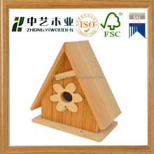 Garden Hanging Decorative Bird Cage/wooden Bird House/wood Bird Nest