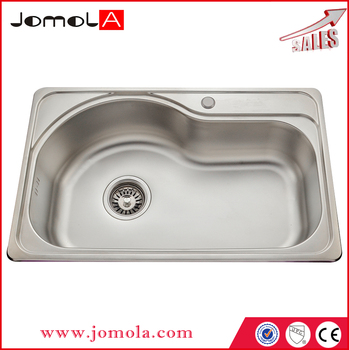 Hot selling single bowl kitchen sink