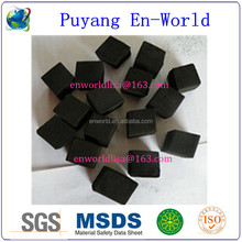 natural cube coconut charcoal for BBQ hookah application
