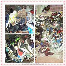 mixed all kind of used shoes very fashion hot sell in Africa