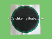 Tyre repair patch for cover tyre