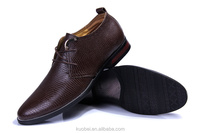 wholesale new style casual shoe men brand name leather shoes formal men Dress Shoes