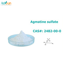 Factory Supply CAS NO.: 2482-00-0 Agmatine sulfate