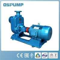 ZW Self-suction self priming centrifugal pump