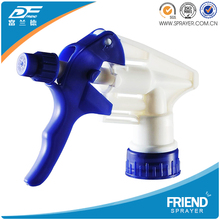Yuyao Package factory chemical resistant trigger for sprayer bottle, Chemical Industrial Use trigger sprayer