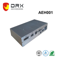 DRX High Quality Aluminum Extrusion Enclosure/Electronics Device Box