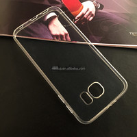 factory wholesale distributor wanted made in china new high quality ulta thin clear tpu mobile phone case for samsung galaxy s6