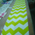 Wedding Yellow Paper Table Runner