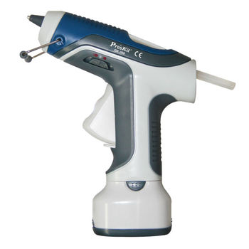 Brand Proskit Professional GK-368 Battery Operated Glue Gun + 3 Sticks