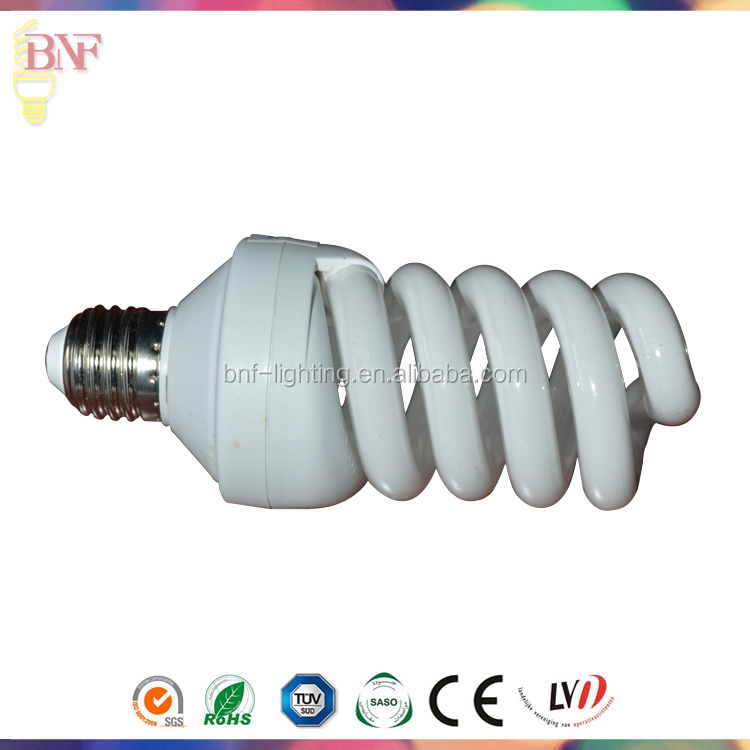Best selling spiral energy saving light spiral cfl 80w