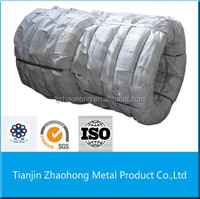 galvanized steel wire China factory supplier ISO9001
