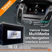 Classic ford focus car gps navigation With gps, canbus steering wheel control DVB-T/DVB-T2