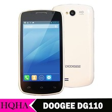 Doogee DG110 4.0 inch Cheap MTK6572 Dual Core Mobile Phone Android 4.2 OS WVGA Capacitive Screen ROM 4GB Doogee collo 3