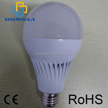 Factory Price E27 B22 emergency led bulb 5W/7W/9W/12W led rechargeable bulb, battery powered light bulb