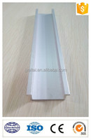 natural anodized aluminium profile ,aluminium parts