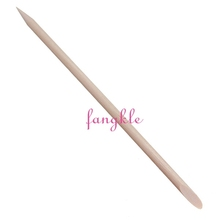 wooden nail cuticle pusher , nail cuticle sticks , orange nail cuticle pusher