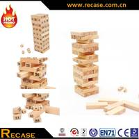 Wooden Promotional Toys 3D Wood Puzzle
