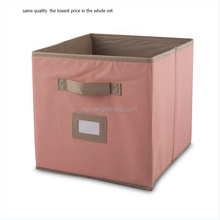 the lowest price in the whole net Custom Large Non-woven Fabric Foldable nonwoven storage box