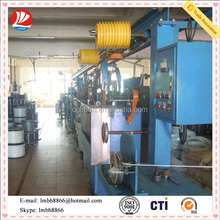 plastic extruding machine/ face mask nose wire production line