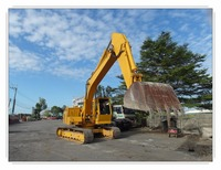 Used Japan digger - Mitsubishi MS180.8