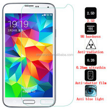 0.26mm Arc Edge Anti Blue Light Tempered Glass Screen Protector for Samsung Galaxy S5 All Smart Phones