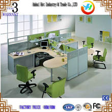 China Top Brand Guangzhou Office Furniture Big Space Green Pure And Fresh Office Furniture Spain Design