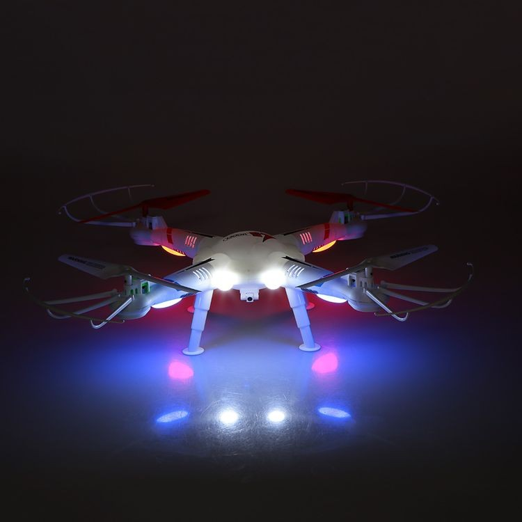141127-2.4G 6 Axis Gyro Aerial Photography 3D Roll RC Quadcopter