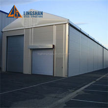 Modern Design Most Popular Ready Built Easy Build luxury building used steel garage