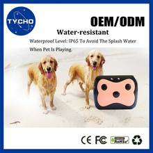GSM GPRS Satellite GPS Tracking For Pet Dogs Remote Monitor Dog Cat Collar Pet ID Locator Waterproof Pet GPS Locator