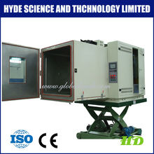 electronic laboratory program environmental Temperature humidity vibration integrated test chamber