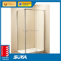 Shanghai SUYA Deluxe steam shower room shower bath room with a whole glass of real rain
